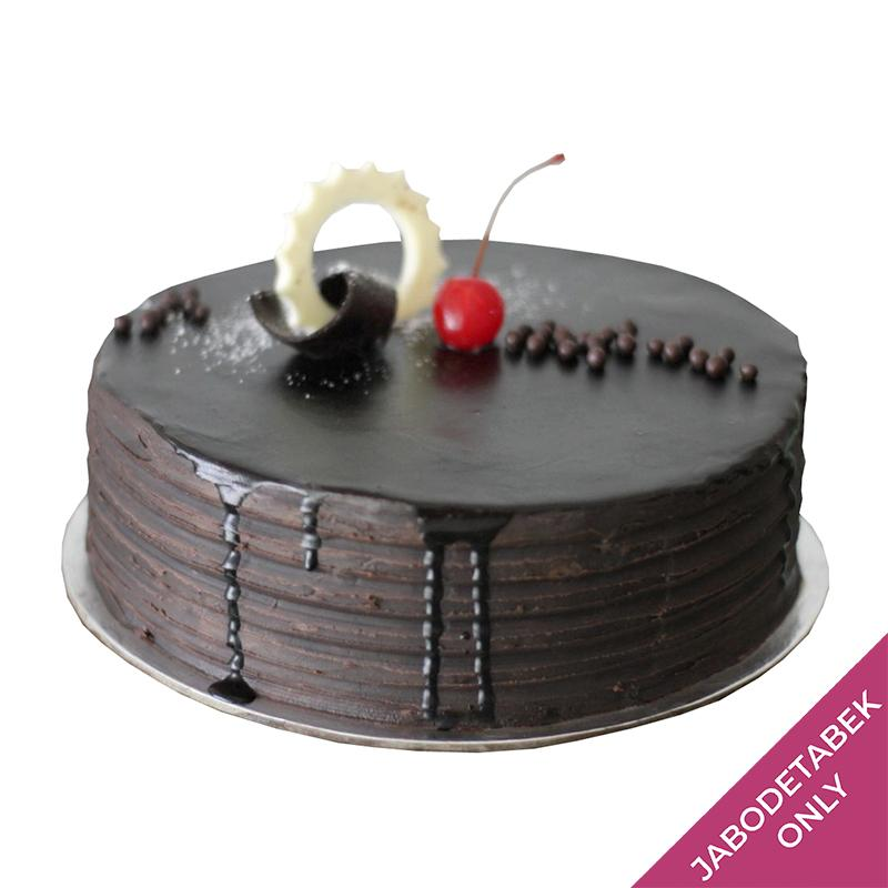 The Rain Chocolate Cake