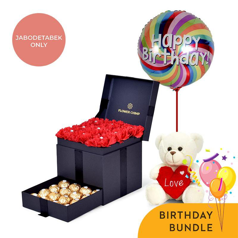 Divine Kisses Birthday Bundle