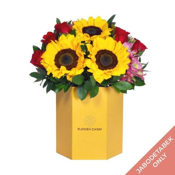 Boxed Bloom - Afterglow Flowers_Box