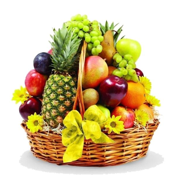 Extra Large Fruit Basket Hamper_Fruit