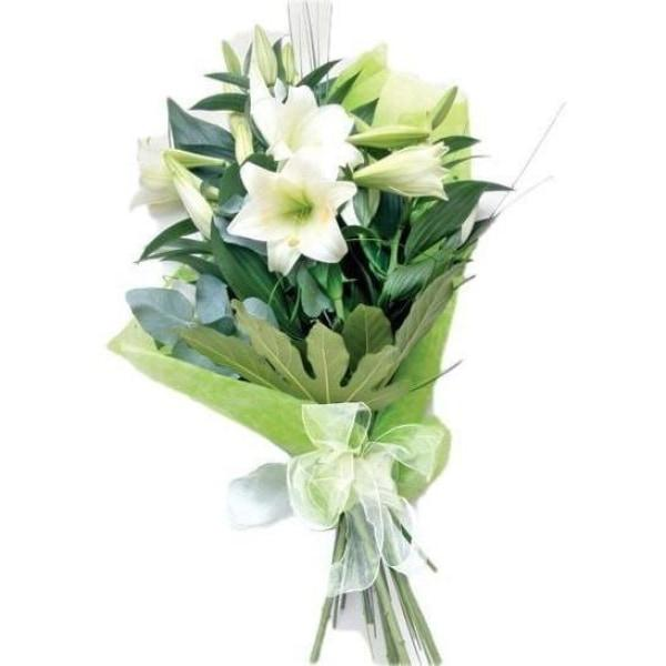 Lavish Lilies Flowers_Bouquet