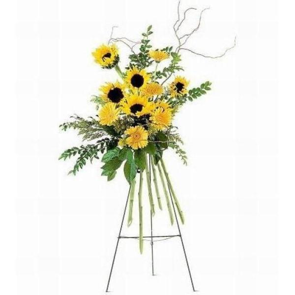 Sunny Side Up Flowers_Stand
