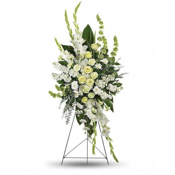 Tribute Flowers_Stand