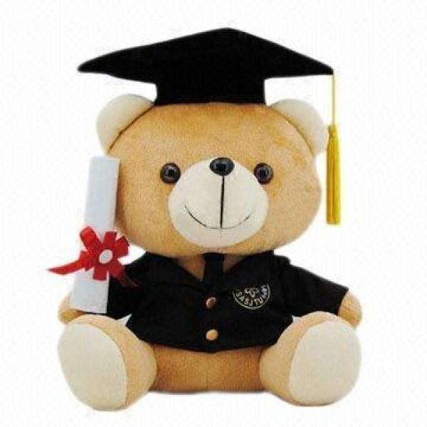 Graduation Bear Addon_Teddy