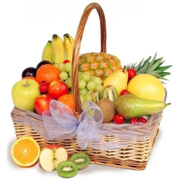 Large Fruit Basket Hamper_Fruit