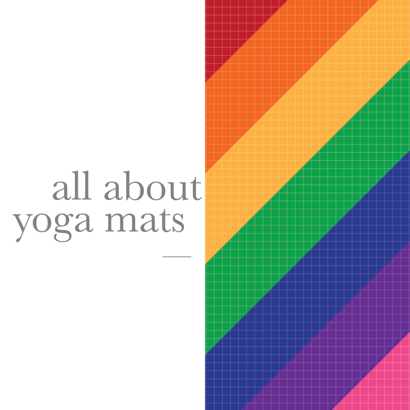 All About Yoga Mats!