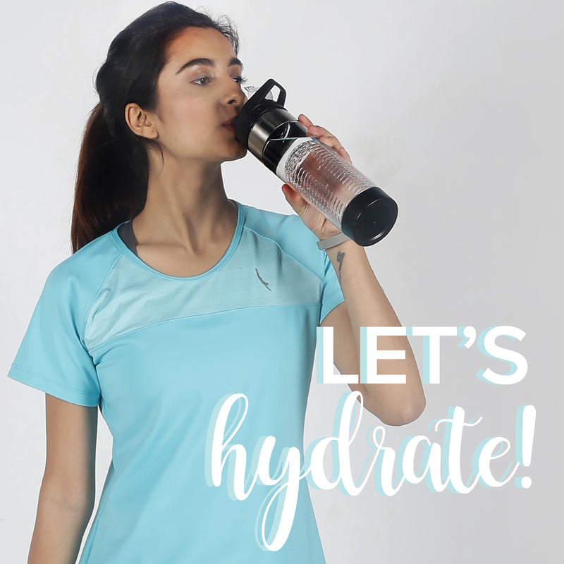 Let's Hydrate!