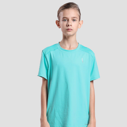 Distance Tee Turquoise