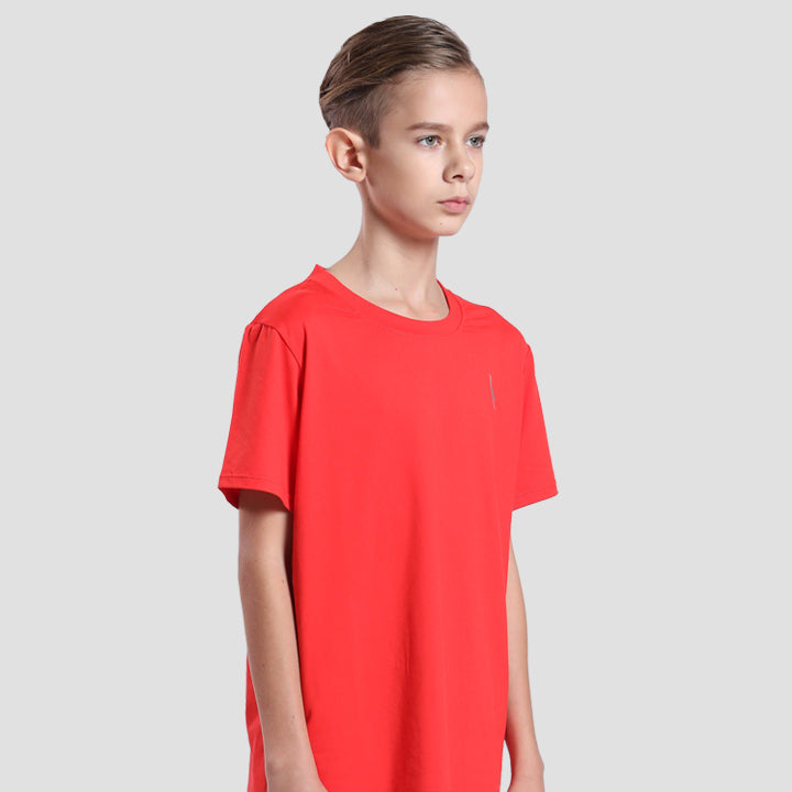 Circuit Tee Red