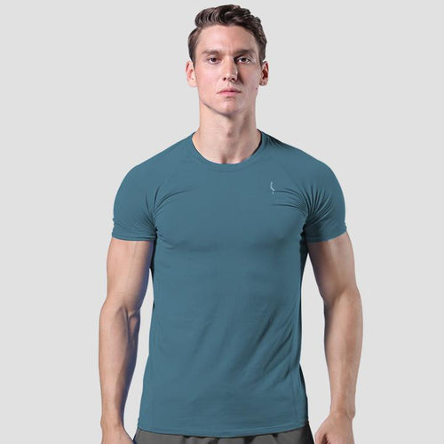 Icon Tee Teal