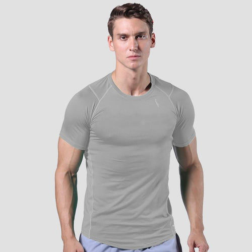 Achiever Tee Light Grey