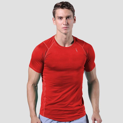 Achiever Tee Red