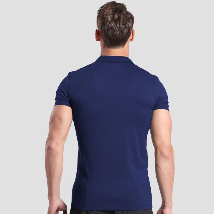 Seeker Polo Navy