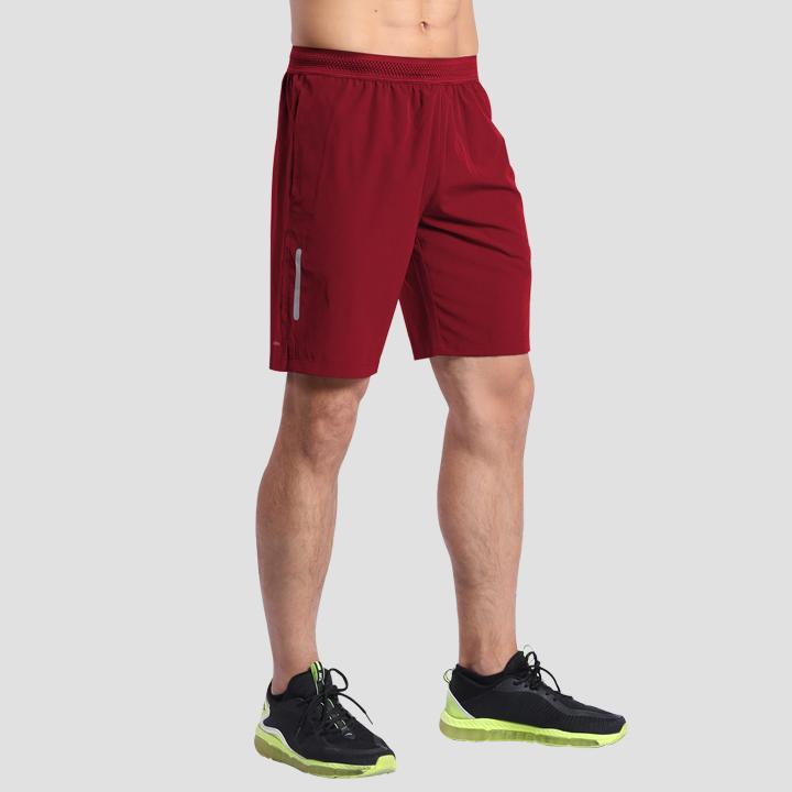 Evolve Shorts Maroon