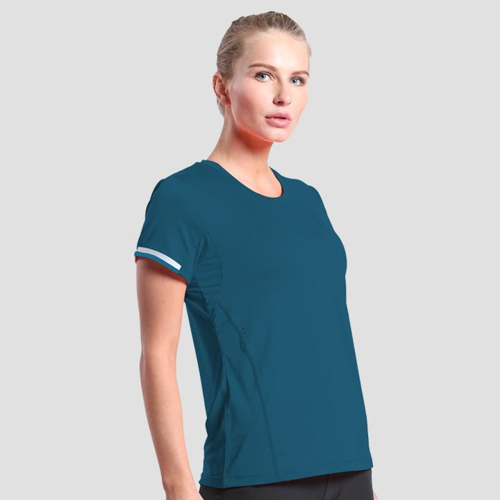 Luminate Tee Dark Teal