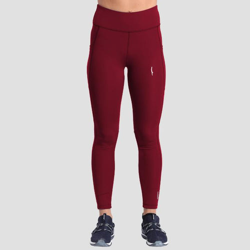 Ultra Leggings Maroon