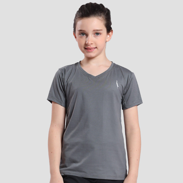 Pace Tee Grey