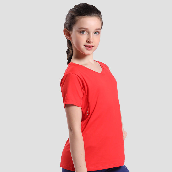Pace Tee Red