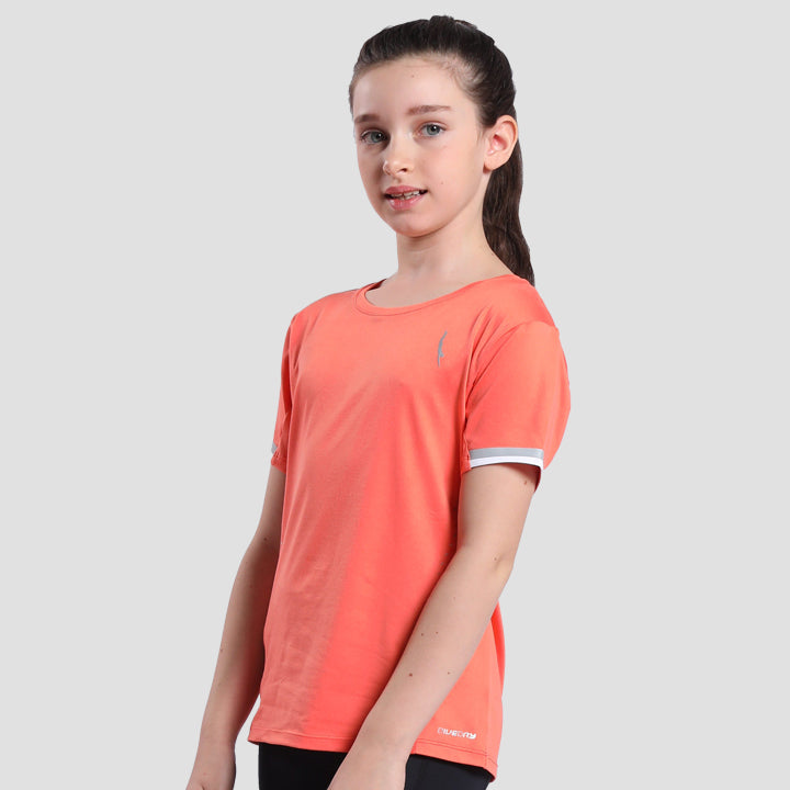 Luminate Tee Peach