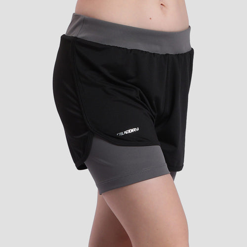 Court Shorts Black