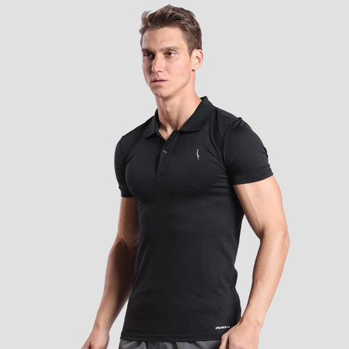 Seeker Polo Black