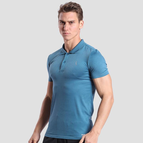 Seeker Polo Teal