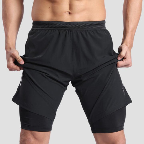 Evolve Shorts Dark Teal