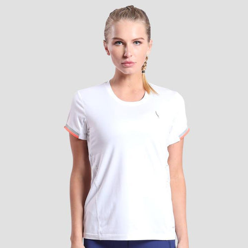Luminate Tee White