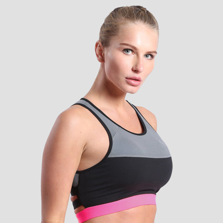 Freedom Sports Bra Black