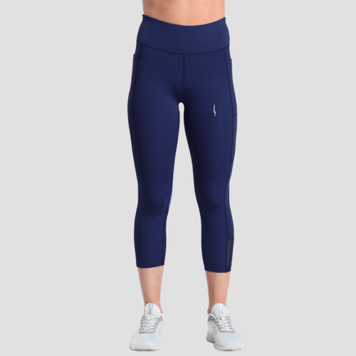 Ace Capris Dark Navy