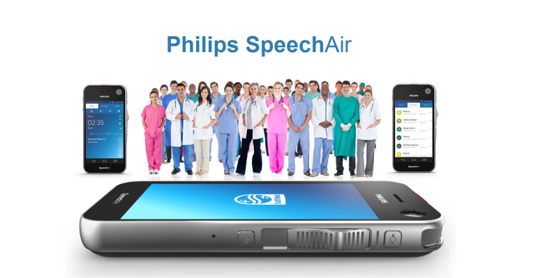 Digital Recorder Philips SpeechAir