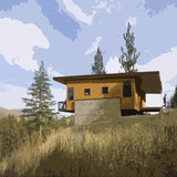 Evergreen Pine Chalet [READY2BUILD]