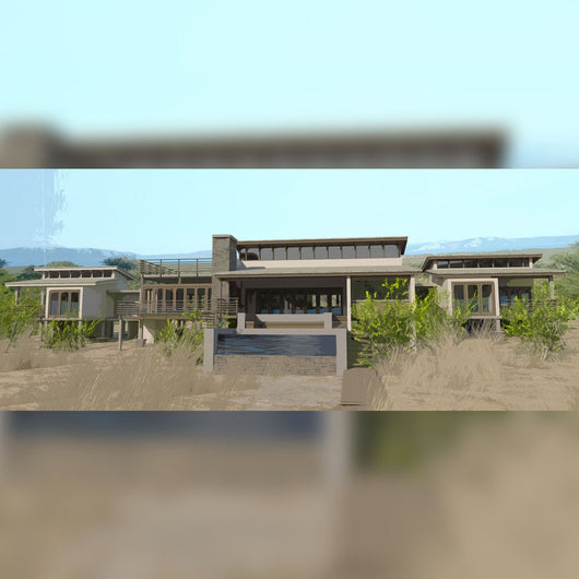 Leopards Lodge [READY2BUILD]