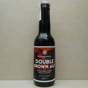 Framework Double Brown Ale BBE 01/08/17
