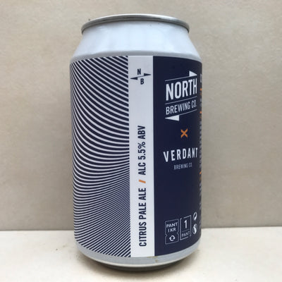 North / Verdant Citrus Pale Ale