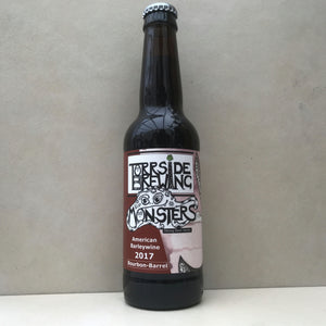 Torrside Monsters American Barleywine (2017) Bourbon Barrel Aged