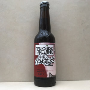 Torrside Monsters American Barleywine (2017)