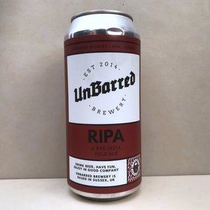 UnBarred RIPA BBE 1/6/18