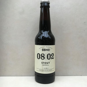 Brew By Numbers 08/02 Stout Imperial