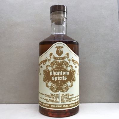 Phantom Spirits x Warpigs Smoldering Holes Jack Daniels Cask Rum 10 Year Old