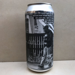 Northern Monk Patrons Project 8.03 Vague DDH Lager Loral BBE 31/7/18