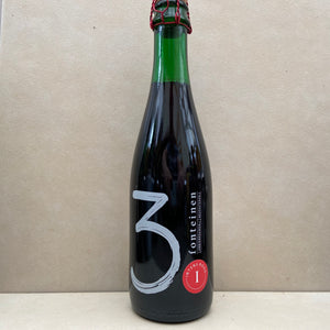 3 Fonteinen Intens Rood (Intense Red) Season 18/19 Blend 83