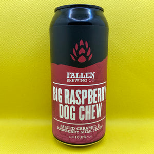 Fallen Big Raspberry Dog Chew