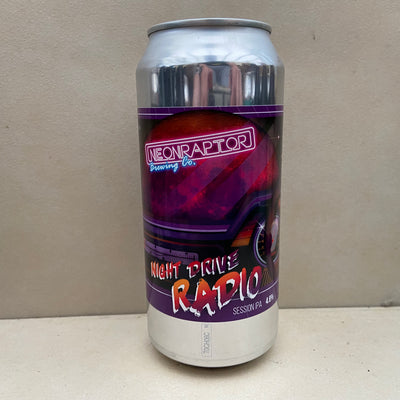 Neon Raptor Night Drive Radio