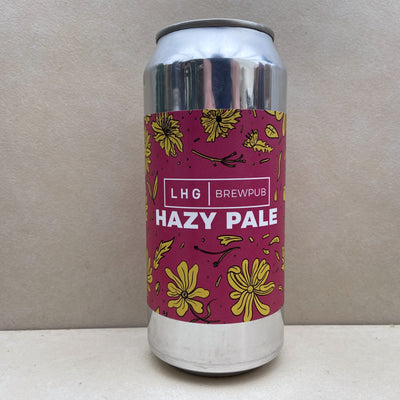 Left Handed Giant Hazy Pale