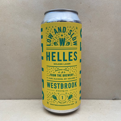 Westbrook Low & Slow Helles