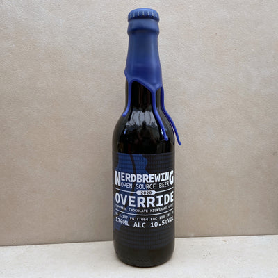 Nerdbrewing Override Imperial Chocolate Milkshake Stout (2020)