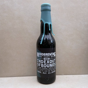 Nerdbrewing Indexoutofbounds Oak Aged Imperial Vanilla Stout (2019)