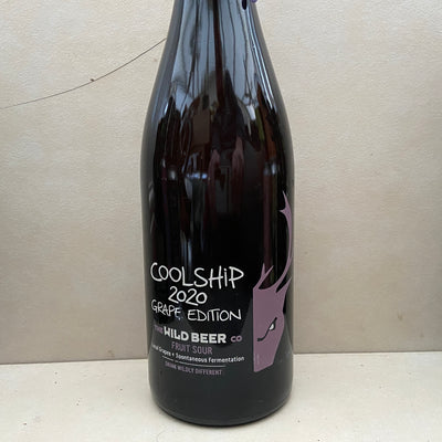 Wild Beer Coolship 2020 Grape Edition