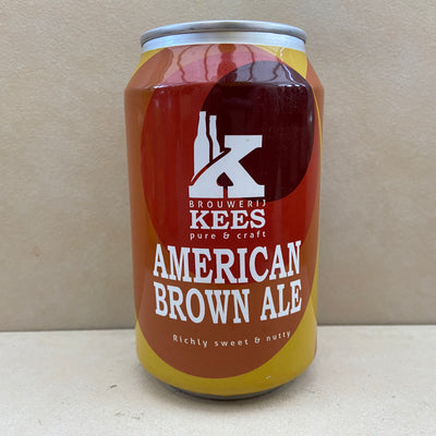 Kees American Brown Ale